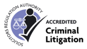Accredited Criminal Litigation Solictor